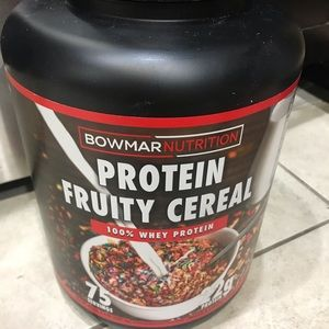 Bowmar Nutrition Fruity Cereal